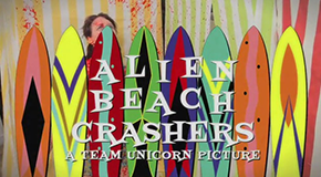 Alien Beach Crashers