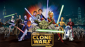 My character debut on Star Wars: The Clone Wars!!