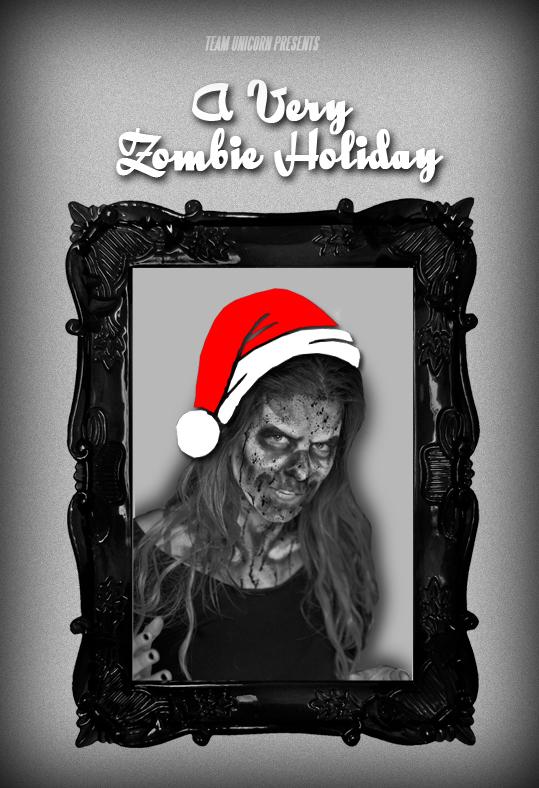 Zombie Movie poster v2